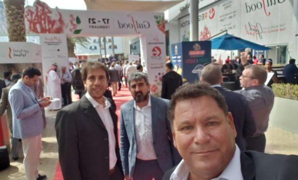 Participación en la Gulfood de Dubai
