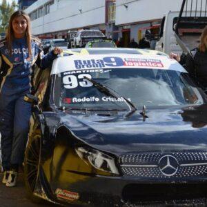 Ruta 9 acompaña al Vitarti Girl's Team, primer equipo íntegramente femenino en el automovilismo nacional